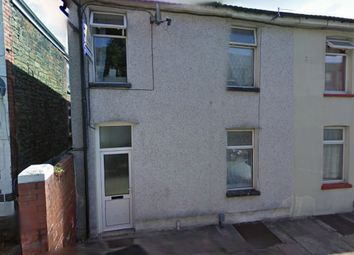 Thumbnail 3 bed end terrace house to rent in Cliff Terrace, Treforest, Pontypridd