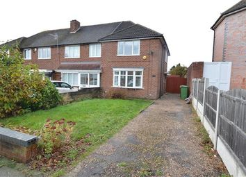 Thumbnail 2 bed end terrace house to rent in Romney Way, Pheasey Estate, Great Barr