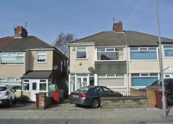 3 bed semi-detached house for sale in Wyndham Avenue, Huyton, Liverpool L14