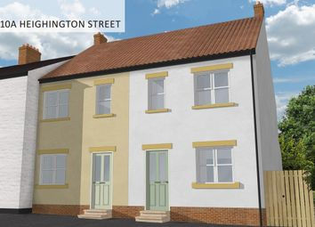 Thumbnail 3 bed cottage for sale in Heighington Street, Aycliffe, Newton Aycliffe