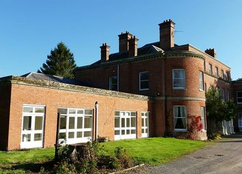 Thumbnail 1 bed flat to rent in Longworth Hall, Lugwardine, Hereford.