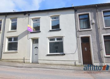 Thumbnail 3 bed terraced house to rent in Parry Street, Tylorstown, Ferndale