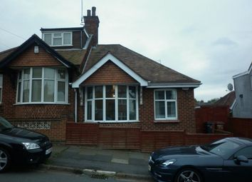 Thumbnail 2 bed property to rent in Yelvertoft Road, Kingsthorpe, Northampton