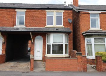 Thumbnail 3 bed terraced house to rent in Old Road, Brampton, Chesterfield