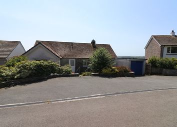 Thumbnail 3 bed detached bungalow for sale in Pendean Drive, Liskeard