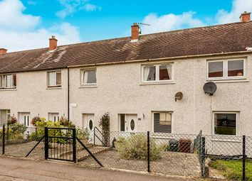 Thumbnail 3 bed terraced house for sale in Langlaw Road, Mayfield, Dalkeith