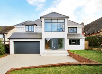 Thumbnail 5 bed detached house for sale in The Rise, Sevenoaks, Kent