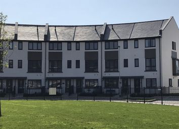 """Thumbnail 4 bedroom terraced house for sale in """"The Wilder"""" at Coscombe Circus, Plymouth"""