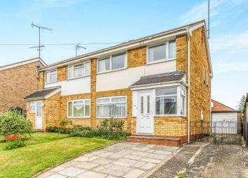 Thumbnail 3 bed semi-detached house for sale in St. Johns Road, Barton Seagrave, Kettering