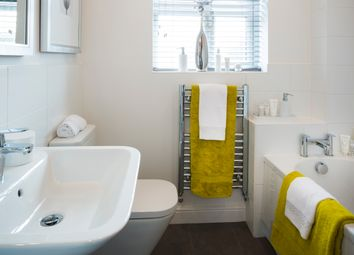 Thumbnail 3 bed mews house for sale in The Didsbury, Trinity Gardens, Ling Road, Loughborough
