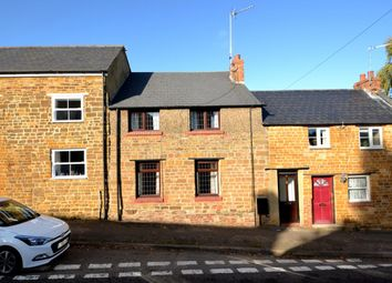 Thumbnail 3 bed terraced house for sale in Brixworth Road, Spratton, Northampton
