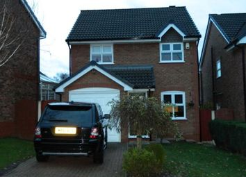 Thumbnail 3 bed detached house to rent in Mossdale Close, Great Sankey