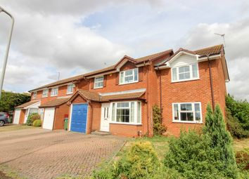 Thumbnail 4 bed detached house for sale in Dalesford Road, Aylesbury