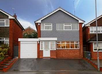 Thumbnail 3 bed detached house for sale in Bude Road, Walsall, West Midlands