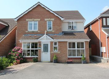 Thumbnail 4 bedroom detached house for sale in Melyn Y Gors, Barry