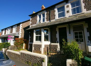 Thumbnail 3 bed flat for sale in Selbourne Place, Minehead