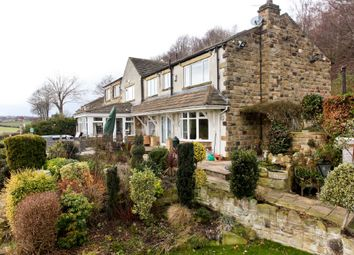 Thumbnail 5 bed detached house for sale in Edge Road, Thornhill, Dewsbury