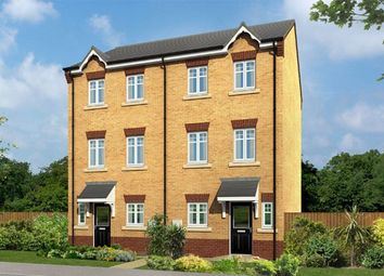 "Thumbnail 4 bed town house for sale in ""The Hebden"" at Littleworth Lane, Barnsley"