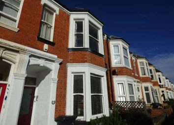 Thumbnail 3 bed flat for sale in Birchfield Road, Abington, Northampton, Northamptonshire