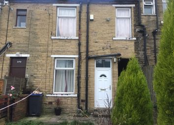 Thumbnail 2 bed terraced house for sale in Washington Street, Bradford