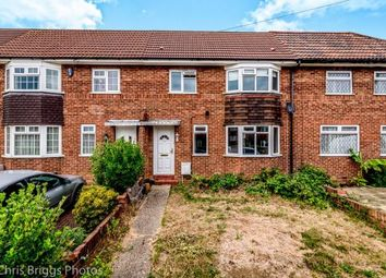 Thumbnail 3 bedroom terraced house for sale in Hill Crescent, Brogborough, Bedford, Bedfordshire