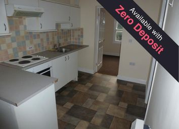 Thumbnail 1 bedroom flat to rent in West Street, Wisbech