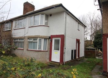 Thumbnail 2 bed flat to rent in Berwick Avenue, Hayes