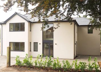 Thumbnail 4 bed detached house for sale in Strangeways Road, Cambridge