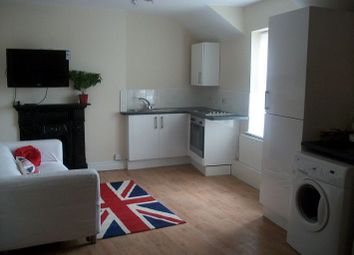 Thumbnail 1 bed flat to rent in Sankey Street, Warrington