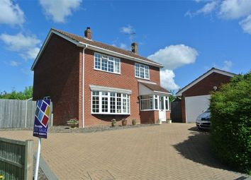 Thumbnail 4 bed detached house for sale in Dovecote Estate, Rippingale, Bourne, Lincolnshire