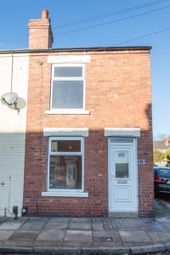 Thumbnail 2 bed end terrace house for sale in Gladstone Street, Mansfield Woodhouse, Nottinghamshire