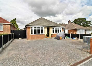 3 bed detached bungalow for sale in Meadow View Road, Bournemouth BH11