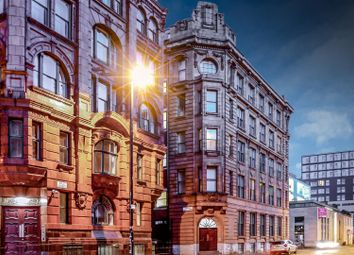 Thumbnail 2 bed flat to rent in Langley Building, 53 Dale Street, Manchester