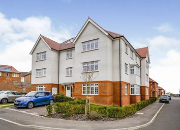 Thumbnail 2 bed flat to rent in Frost Close, Swanscombe