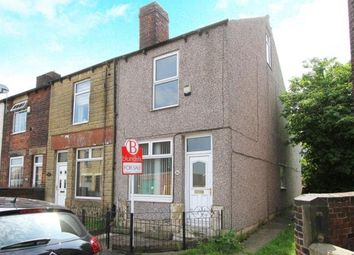 Thumbnail 3 bed end terrace house for sale in Stanhope Road, Sheffield, South Yorkshire