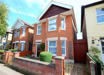 Thumbnail 4 bedroom detached house for sale in Grants Avenue, Boscombe, Bournemouth