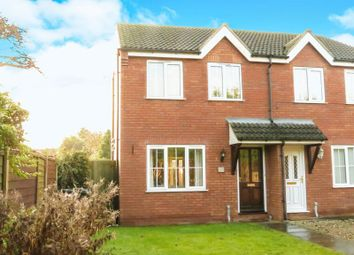 Thumbnail 3 bed semi-detached house for sale in Essex Way, Bourne