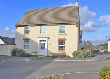 Thumbnail 4 bed link-detached house for sale in Lower Trindle Close, Chudleigh, Newton Abbot
