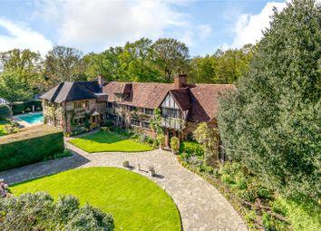 Austenwood Lane, Chalfont St Peter, Gerrards Cross, Buckinghamshire SL9. 6 bed detached house