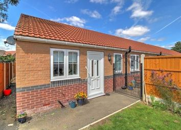 Thumbnail 2 bed bungalow for sale in Byron Close, Dinnington, Sheffield, South Yorkshire