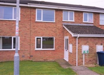 Thumbnail 3 bed terraced house for sale in Bramble End, Alconbury
