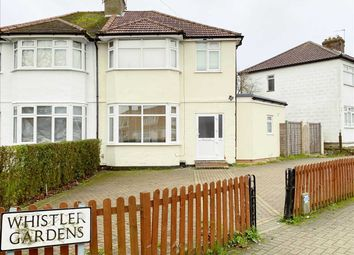 Thumbnail 4 bed semi-detached house to rent in Whistler Gardens, Edgware