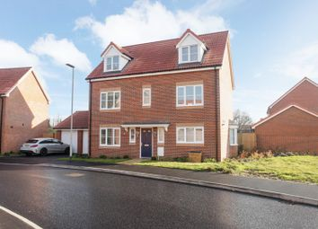 Thumbnail 5 bed property for sale in Hereson Road, Broadstairs