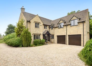 Thumbnail 5 bed detached house for sale in Pine Halt, Station Road, Andoversford, Cheltenham
