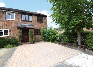 Thumbnail 3 bed end terrace house for sale in Chesterblade Lane, Bracknell, Berkshire
