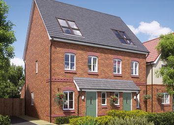 Thumbnail 3 bed semi-detached house for sale in Silkin Park, Hinkshay Road, Telford