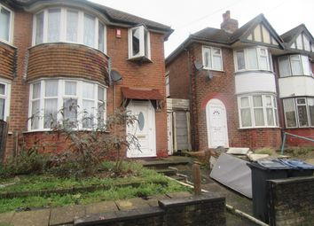 Thumbnail Semi-detached house for sale in Warren Road, Washwood Heath, Birmingham