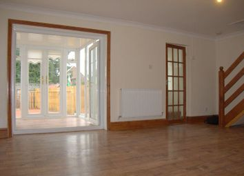 Thumbnail 3 bed terraced house to rent in Waungoch District, Beaufort, Ebbw Vale