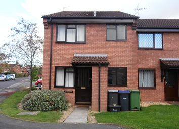 Thumbnail 1 bed end terrace house to rent in Weavers Crofts, Melksham