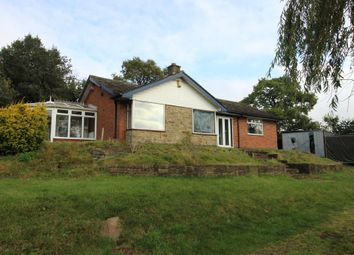 2 bed detached bungalow for sale in The Rowe, Stableford, Newcastle Under Lyme ST5